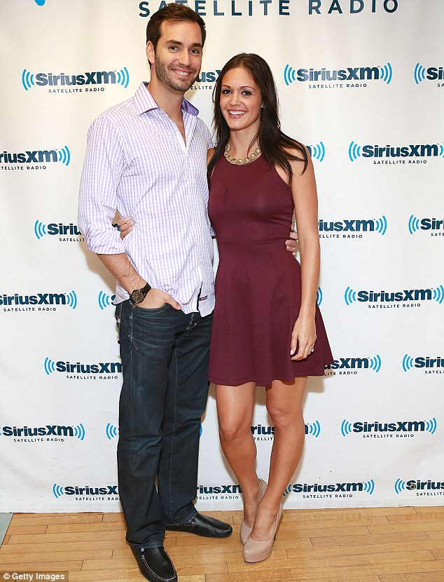 Ready for their closeup... again: Bachelorette stars Desiree Hartsock and Chris Siegfried reportedly want to tie the knot on TV