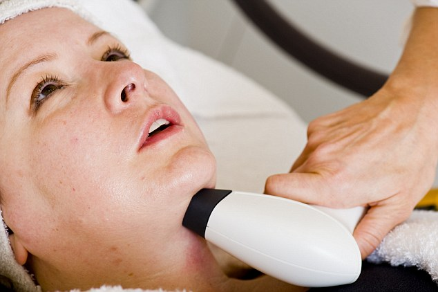 Fat zapper: The treatment works but can be uncomfortable