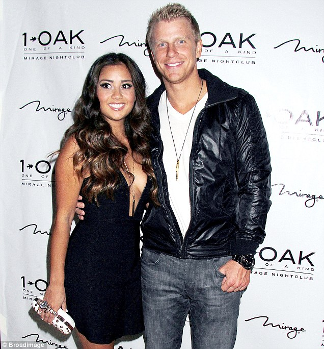 Always celebrating: The couple at 1OAK nightclub in Las Vegas in August
