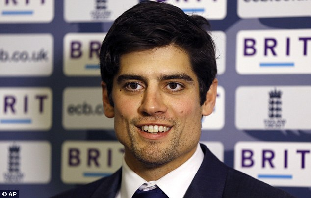 Taking the p***: Malcolm Conn called the England side 'Alastair Cook's Urinators'