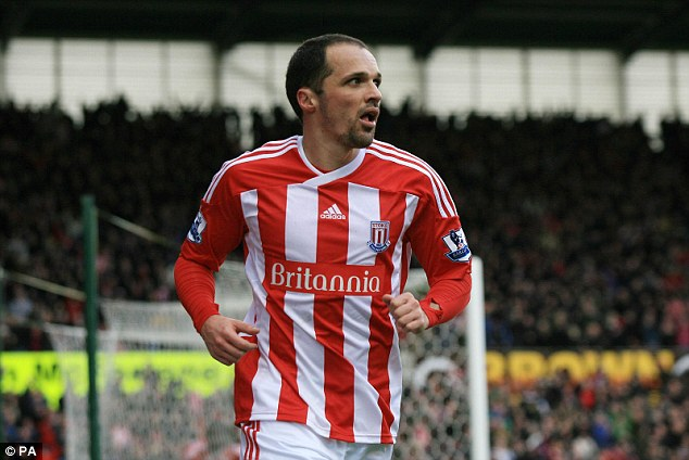 Wrong-turn: Matthew Etherington has talked openly about overcoming his gambling problems