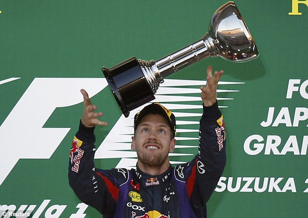 Default: Vettel could achieve his easiest world title win to date - without having to race