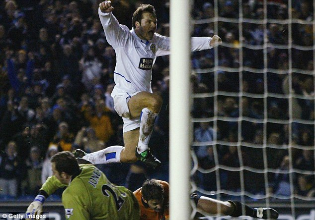 Aussie rules: Mark Viduka was prolific for Leeds United in 2000