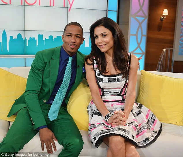 Off to a good start: In September with Nick Cannon