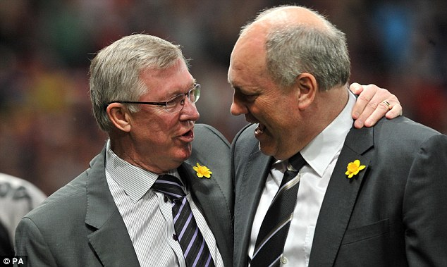 Interesting: Martin Jol is looking forward to reading about the Dutch players Ferguson has managed