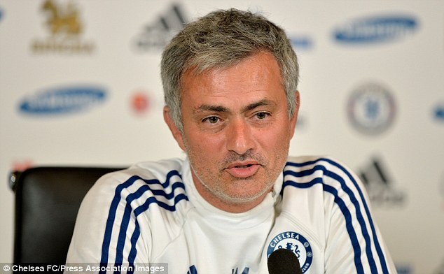 Get round to it: Jose Mourinho will try and read a copy