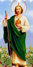 Saint Jude was also known as Thaddeus