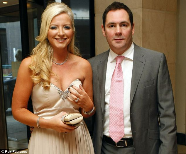 No love lost: Michelle and Michael had a very public break up after which may be on reason why Miss Mone is keen to sell the furniture as well as the house