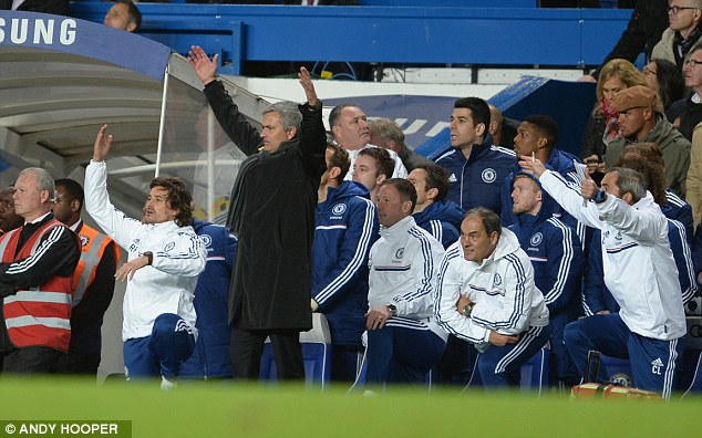 'Slice of luck'? The win was Jose Mourinho's best since his return to Stamford Bridge