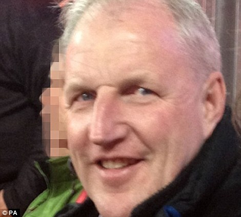 51-year-old Donal Drohan from Harrow, who died today