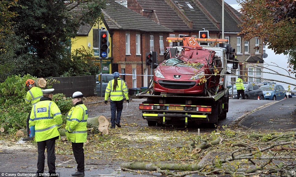 The accident happened at about 6.50am in Lower High Street, Watford. The man, who was in his early 50s and from Harrow, north west London, was pronounced dead at the scene