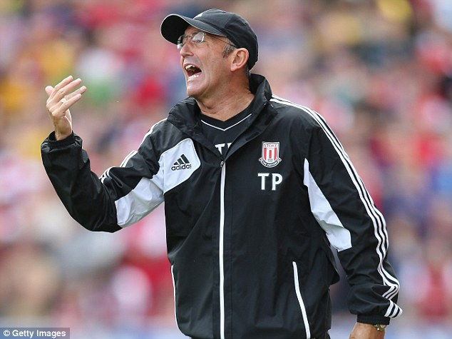 Tony Pulis immediately emerged as the favourite to replace Ian Holloway - but Crystal Palace may not not be able to afford the former Stoke boss