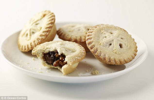 Mince pies: The votes are in and Heston's pies for Waitrose won the taste test