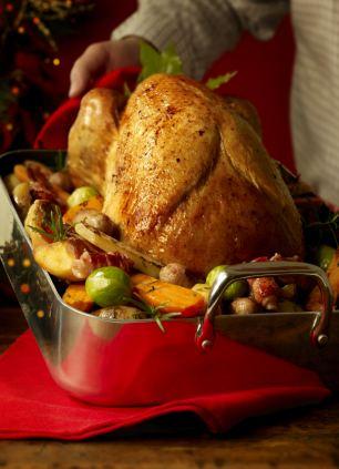 Morrisons frozen turkey won the vote