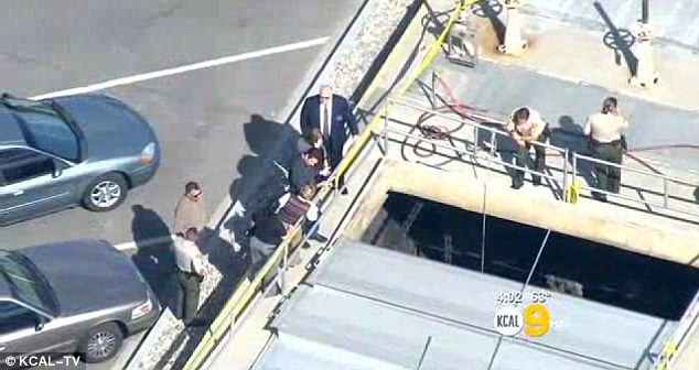 Police have identified the body parts that were found at sewer plants, including this at Industry, California,