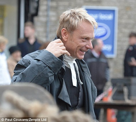 House of Card star, Ben Daniels, joins the cast as Davey while Wimpole Street actress Rhiannon Oliver takes on the role of Mrs Trelawn