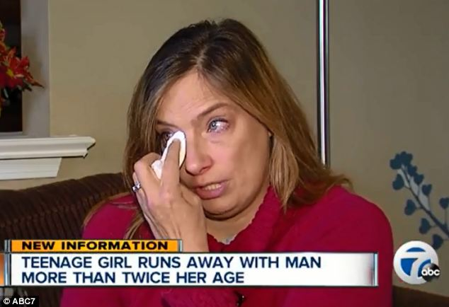 Heartbroken: Lisa Schwartz sobbed as she said she had trusted Messer, who had been a family friend for years