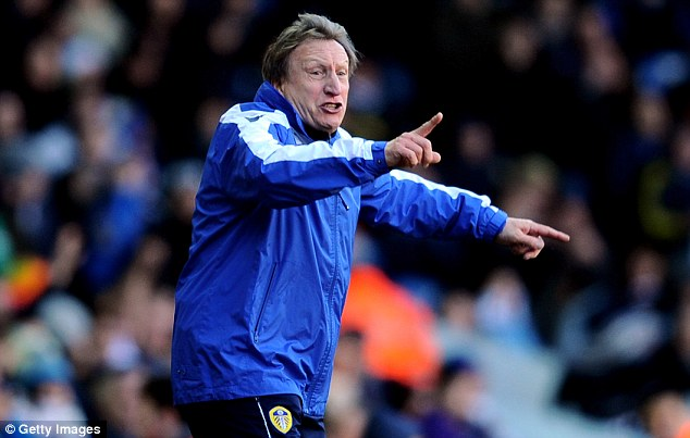 Back in the game: Warnock could become a director of football at Palace