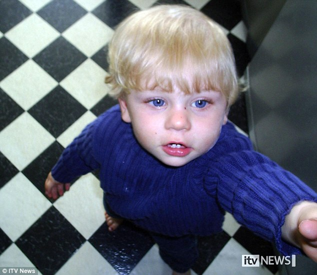 Tragic case: Baby Peter died in August 2007 after months of horrific abuse at the hands of his mother Tracey Connelly, 31, her sadistic paedophile boyfriend Steve Barker, 36, and his brother Jason Owen, 40
