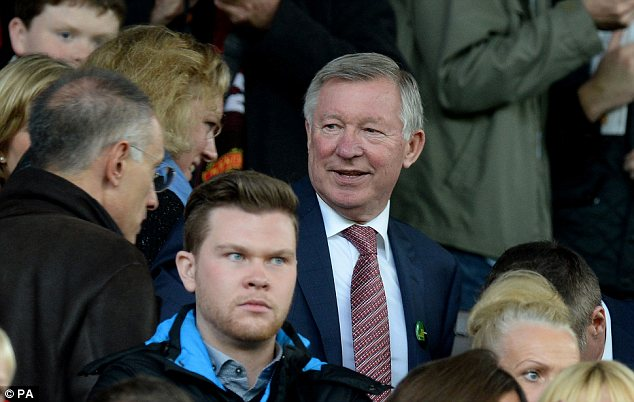 Opening up: Sir Alex Ferguson revealed he nearly moved to Canada when he was a player