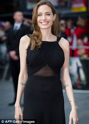 Role model: But Angelina Jolie's mastectomy could be dangerously misleading since not everyone can afford the best reconstructive surgery