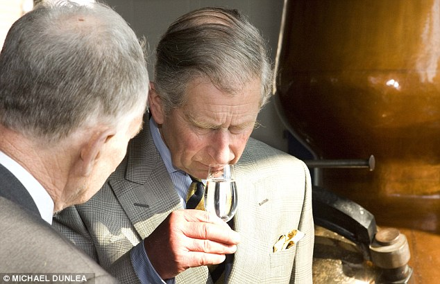 Prince Charles visited the English Whisky Company in 2007. Since then a number of distilleries have cropped up, with many more on the way