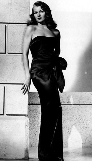 FILM ' Gilda ' 1946 Picture shows :  Rita Hayworth