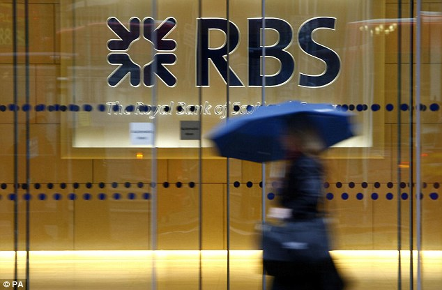 Changes: The Royal Bank of Scotland has today announced that it will not be split in two, instead creating an internal £38bn 'bad bank'