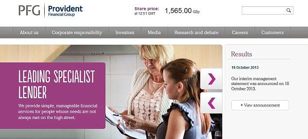 How to apply: Provident Financial will sell Satsuma Loans online, not door-to-door.