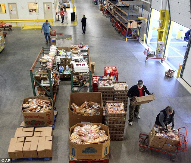 Cuts: Forty-eight million Americans will have their food stamps benefits slashed starting Friday, when a recession-era boost in the Supplemental Nutrition Assistant Program (SNAP) expires