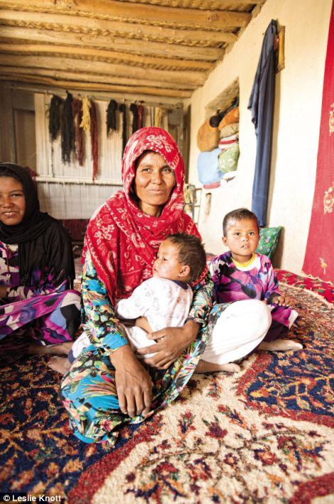 Sohira: Prior to this life-changing involvement with Afghanaid, Sohira and her family had been struggling to survive in the province of Samangan