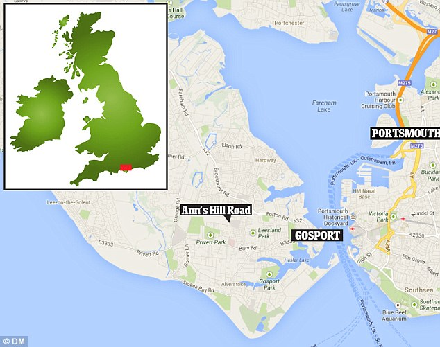 A 14-year-old girl and 16-year-old girl were killed this morning in Gosport