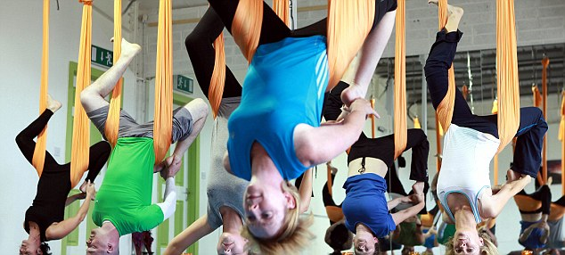 Yoga school: Do you run a class or small business? Make sure you have a decent website