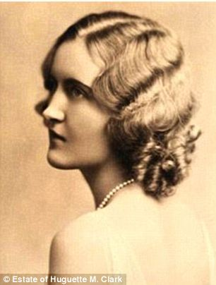 Fascinating: Clark remained on the radar of an enthralled public despite going 80 years without being photographed. Her hotly contested will, and those it named, made for juicy tabloid fodder that reignited interest in the mysterious heiress