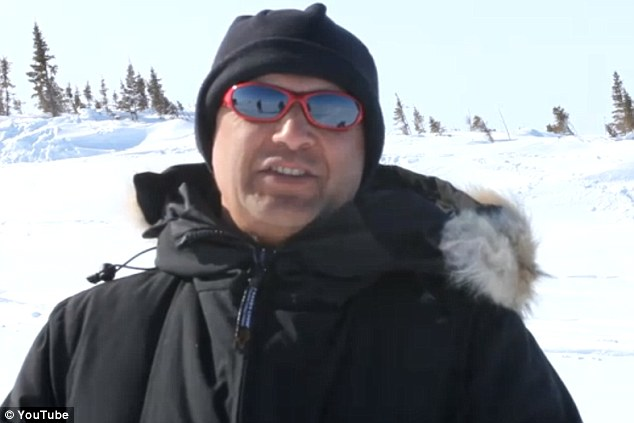 Be alert: Mayor of Churchill, Michael Spence, says people in the community need to be aware and on the lookout for possible polar bears at this time of year when the animals are hungry and searching for food