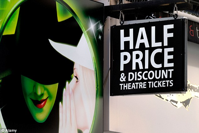 Magic touch: Award-winning musical Wicked - based on Gregory Maguire's book - is heading to Southampton