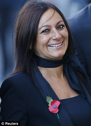 Cheryl Carter, former personal assistant to former News International chief executive Rebekah Brooks