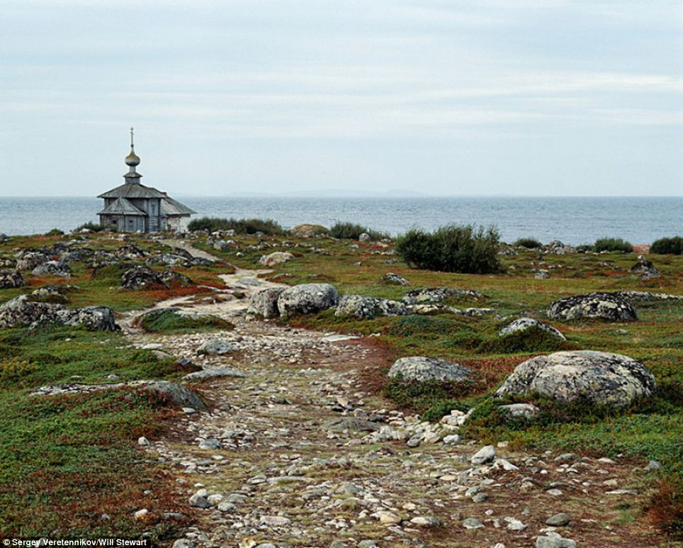 Bleak: After the October Revolution, the islands attained notoriety as the site of the first Soviet prison camp, or gulag
