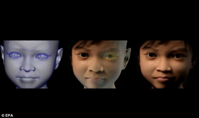 Sting: Child rights organization Terres des Hommes in the Netherlands created a virtual character 'Sweetie' to look like a ten-year-old Filipino girl and posed as her on internet chat rooms unmask webcam child-sex tourists