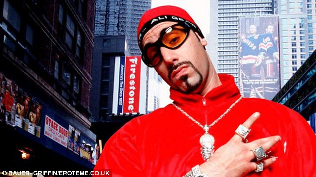 New material: The new material will air just before old episodes of Ali G on FXX