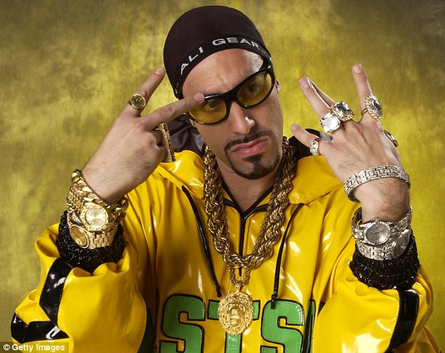 Ali G's back innit! For the first time in six years, Sacha Baron Cohen will record new material as his alter ego Ali G
