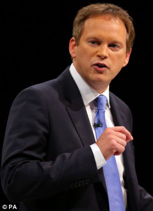 Correspondence: Labour MP Graham Jones has written to Conservative Party Chairman Grant Shapps, pictured, about the meeting