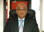 Loss-maker: Lakshman Chandrasekera says London Mutual loses up to £1 on every payday loan it gives out.