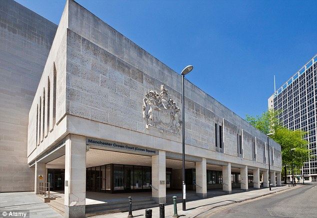 Manchester Crown Court heard Mr Howell put his hand around her mouth before dragging her on to wasteland