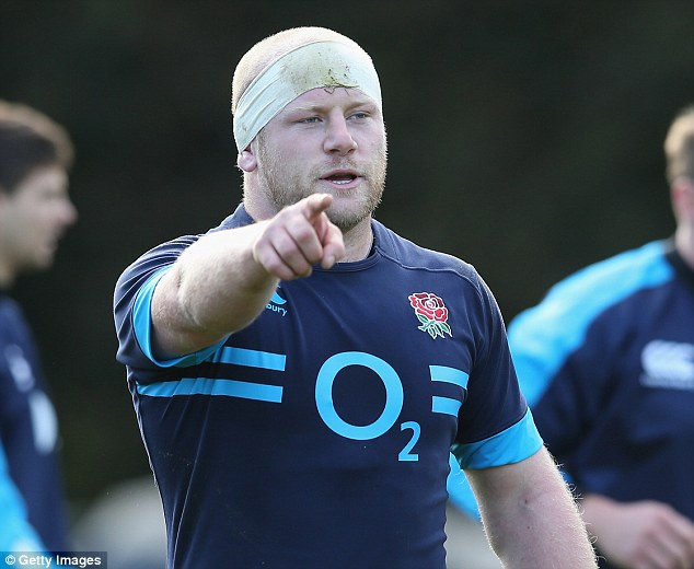 Warning: Dan Cole is wary of the threat posed by Argentina, even without some of their star names