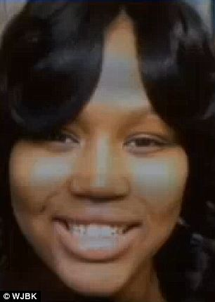 Killed: Renisha McBride was shot in the head after knocking on a door in a white suburb of Detroit as she, according to family, searched for help following a car accident