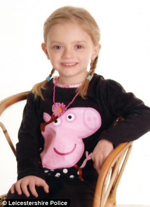 Inquest: An inquest into Lexi's death was today opened and adjourned at Loughborough Coroner's Court
