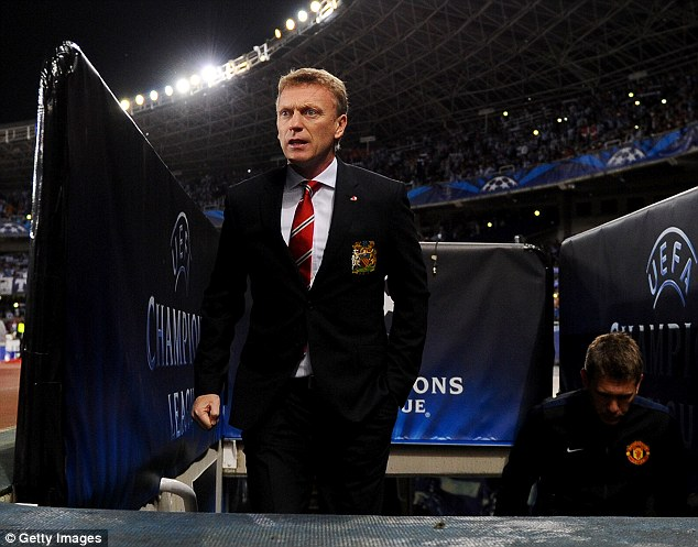Crunch time: David Moyes wants to avoid yet another United defeat to title rivals