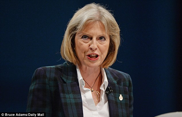 Change: Home Secretary Theresa May can restore public trust in the police only by insisting on root-and-branch reform, including recruitment and training