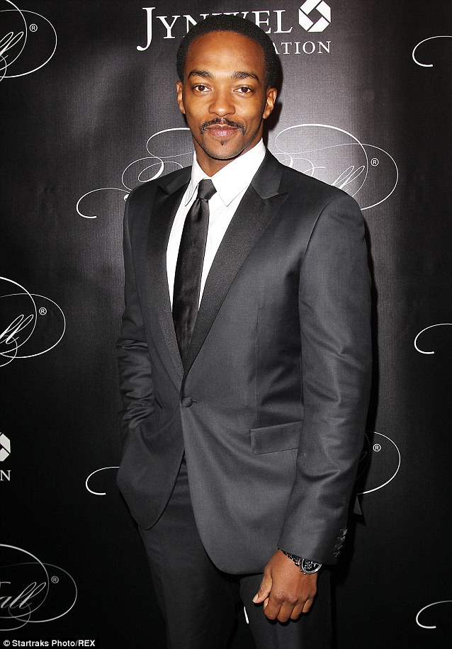 Better times: Anthony attended the Keep a Child Alive's Black Ball 2013 on Thursday night